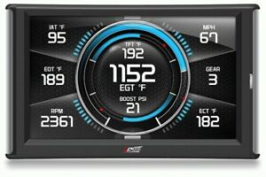 Edge Insight Cts2 Gauge Monitor Dodge ford gm Gas And Diesel 84130 Obdii
