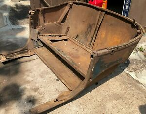 1922 1923 Dodge Brothers Rear Touring Body clip