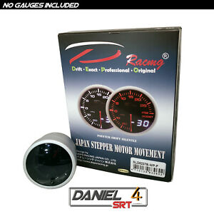 New Depo Racing 52mm Water Temp 25led Combined Digital Display With Warning