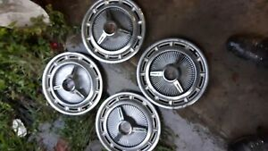 1965 1966 Chevrolet Chevy Impala Ss Spinner Hubcap Hub Cap Wheel Cover 14 64 63