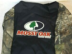 New Mossy Oak Set Of 2 Lowback Seat Cover Headrest Cover Ships W O Box