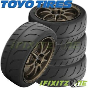4 Toyo Proxes R888r 195 50r15 Proxes R888r Bsw All Season Tires