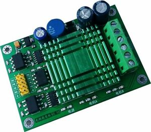 60a High Power Mos Dual Channel H bridge Dc Motor Driver Module