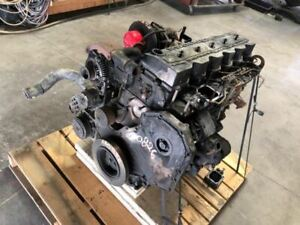 2000 Ram 2500 Used Cummins 5 9 24v Burned Long Block Diesel Engine 26330