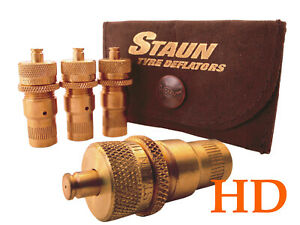 Staun Automatic Tire Deflators Hd 15 55 Psi the Quickest Way To Air Down