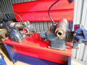 Ammco 7000 3000 Brake Lathes Loaded