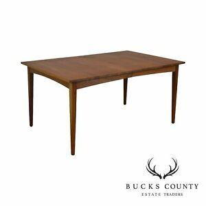 Stickley Solid Cherry Mission Collection Dining Table