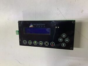 Full Spectrum Laser 5th Generation Touch Panel Display