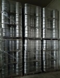 48 Stainless Steel Keg For Goldencrust401