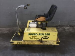 Friend Speed Roller Turf Keeper Sr103hs