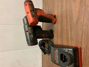 Snap On Cts561 Cordless Screwdriver Ct561 Impact Wrench With Charger