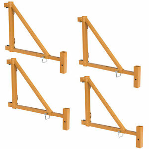 4 Piece Adjustable Outrigger Set Adjusts 18 To 34 Inches