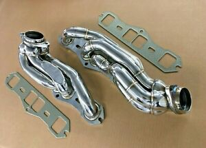Oldsmobile Dual Exhaust Custom Fit Short Design Headers Thornton New Design