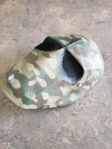 Multicam Airsoft Paintball full face protective mask C $95.00