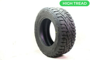 Used Lt 33x12 5r18 Toyo Open Country Rt 118q 11 32