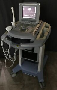 Sonosite Titan With 2 Transducers Mds And Triple Transducer Connect