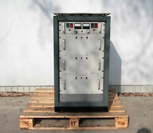 Power Supply 3x115v 400hz 10kw 0450