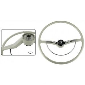 Vw Beetle Beetle 1302 Karmann Steering Wheel Beetle Steering Wheel Silver
