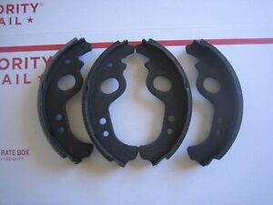 Fiat Strada Rear Brake Shoes For Oem Drums