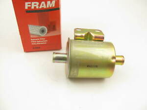 Fram C7553 Inline Hydraulic Oil Filter Replaces 57111 0973948 Pt716 Hf7927