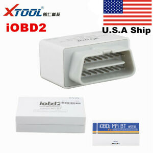 Us Ship Iobd2 Wireless Obd2 Eobd Auto Scanner Code Reader For Iphone android New