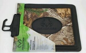 Pair Of Realtree Outfitters Camo Utility Floor Mat Car Carpet Protectors