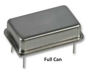 Crystal Oscillator Frequency Range On Offer 0 25mhz To 410mhz