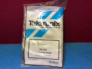 Tektronix P6134 400mhz 10x Passive Probe Nos For 11000 Series Scopes