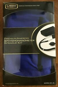 Prestige Medical Premium Aneroid Sphygmomanometer Sprague Kit A2