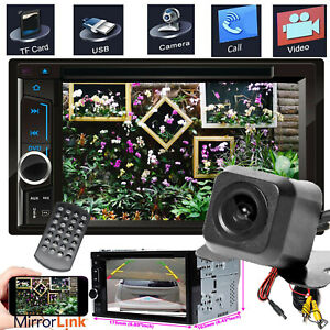Fits For Gm Car truck van suv No Gps Cd dvd Bluetooth Radio Stereo Double 2 Din