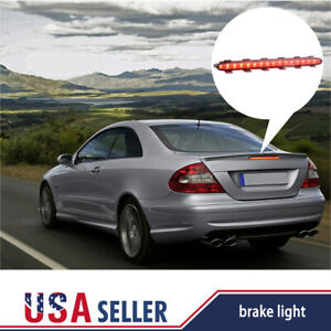 For Mercedes Benz Clk W209 02 09 2098201056 Led Third Brake Light Stop Lamp Red