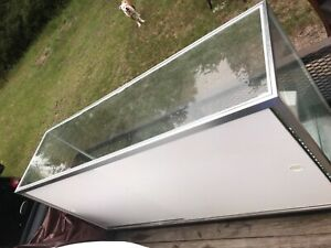 Display Case Glass Glass Shelves Store Furniture