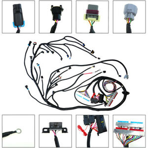 Stand Alone Wiring Harness Ls1 Lsx With 4l60e Transmission For 97 02 Engines