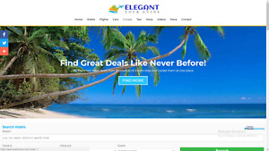 Outstanding Hotel And Travel Website Free Installation Free Hosting