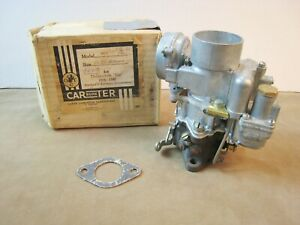 Nos Vintage Carter Carburetor Wa 1 Model 466s Oldsmobile six 1936 1940