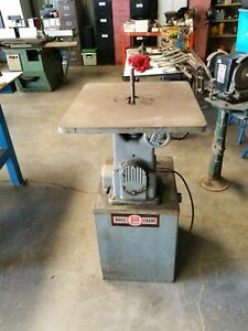 Boice Crane Oscillating rotary Spindle Sander