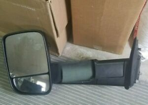 Genuine Mopar Tow Mirror Fits 2010 2012 Dodge Ram 1500 2500 3500 Driver 55372073