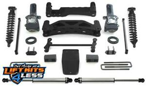 Fabtech K2003dl 6 Performance Lift Kit W Ss Shocks For 2004 08 Ford F 150 4wd