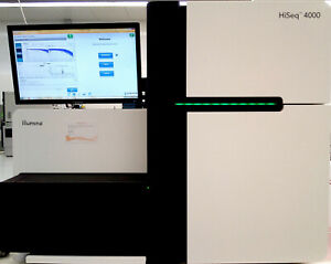 Illumina Hiseq 4000 Dna Genome Sequencer Analyzer 2500 3000 5000 Miniseq Novaseq