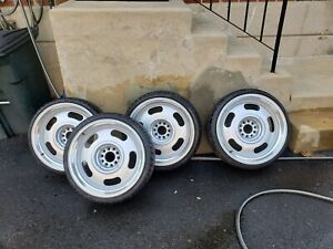 Rims 20 In X 8 In With Tires