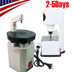 Dental Lab Laser Pindex Drill Pin With Grind Inner Arch Trimmer Machine 110 220v