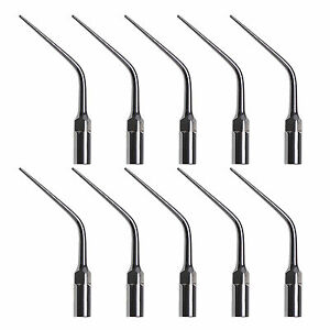 10 X Dental Scaler Tip Endo E3 Fit Ems Woodpecer Ultrasonic Scaler