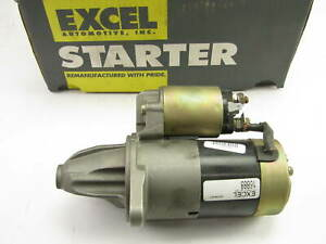 Reman Excel 16888 Starter For 1985 1991 Subaru Xt With M T