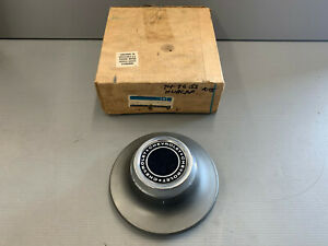 Nos 1974 1976 Chevy Ii Nova Ss Rally Ralle Wheel Center Cap Grey Gm 329368