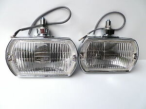 1969 70 Shelby Mustang Nos Lucas Lights Square 8 Pair We Also Have 68 S