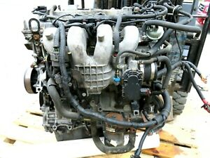 2006 2007 Mazdaspeed6 Engine Motor Assembly 2 3l Turbo Mazda Speed6 07 13 Speed3