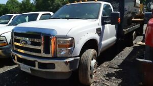 2010 Ford F550 Diesel Needs Engine