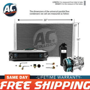 Ac Kit Universal Evaporator Underdash Unit Compressor And Condenser 18 X 30