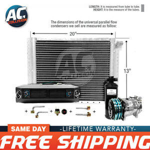Ac Kit Universal Evaporator Underdash Unit Compressor And Condenser 13 X 20