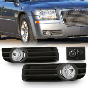 05 10 Chrysler 300 Touring limited Bumper Lamp Fog Light factory Style Switch